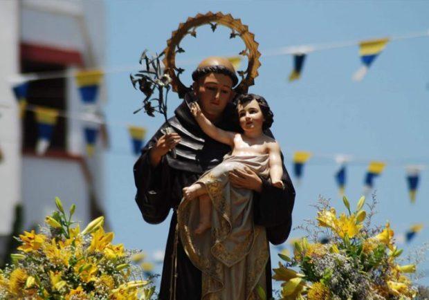 San Antonio de Padua. Foto Minci