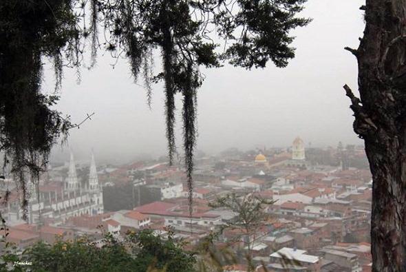 La Grita, estado Táchira - Venezuela. Foto Ing. Juan Alberto Sánchez, 2017.