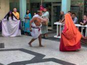 Danza wayúu Kaa´ula yawaa, por la llegada de las lluvias y la fertilidad de la tierra.