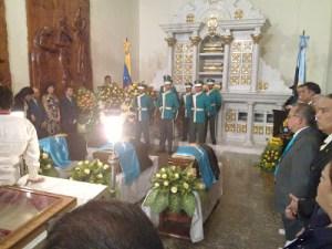 El mausoleo de mármol y cobre del Panteón Regional del Zulia. Foto Agustín de Pool. Panteón Regional del Zulia, patrimonio cultural de Venezuela.