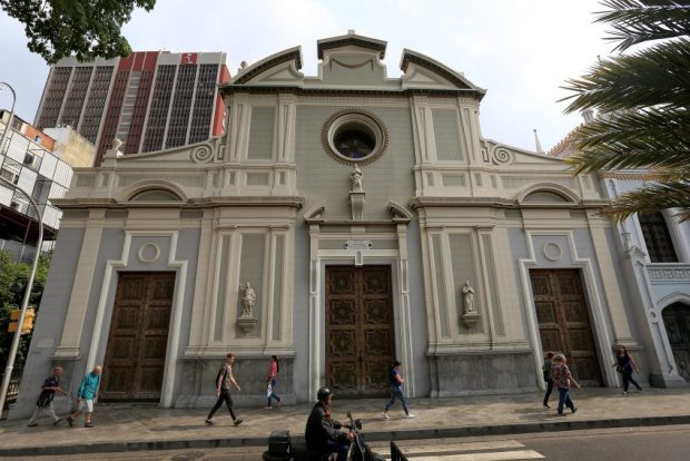 Iglesia-de-San-Francisco-Caracas.-Foto-Luis-Morillo_Crónica-Uno-abril-2019