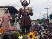 San Isidro Labrador en Sanare, Lara. Foto Iván Piña_diario El Impulso, mayo 2017.