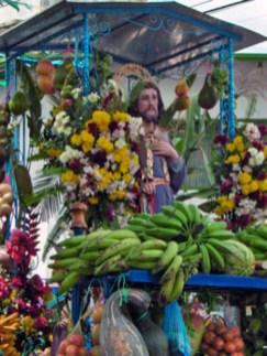 fiesta-en-honor-a-san-Isidro. Municipio Sucre del estado Mérida. Foto IPC