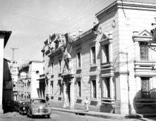 Rectorado de la Universidad de Los Andes, Mérida, 1956.