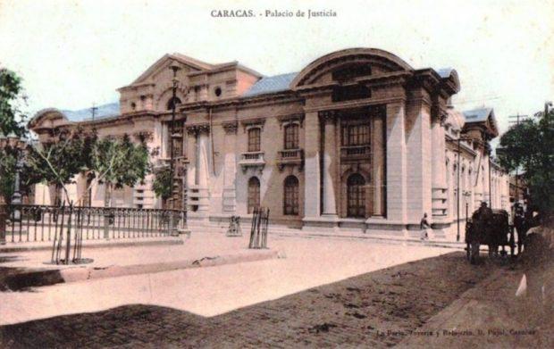 Palacio de Gobernación y Justicia