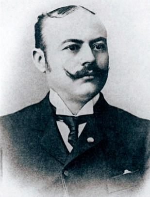Pedro Elías Gutiérrez autor de la música de Alma llanera. Foto Albaciudadorg