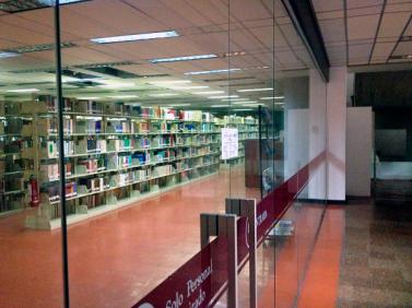 Coleccion Bibliografica General. Foto Mayerling Zapata López.