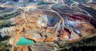 Arco minero en el Amazonas. Foto ONG Nueva Sociedad, nuso.org