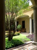 "Casa de la Historia ""Lorenzo A. Mendoza Quintero"". Patio interior. Foto: Mayerling Zapata López."