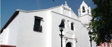 Catedral de Coro, en el casco histórico de esa ciudad declarada Patrimonio de la Humanidad en 1993.
