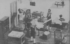 Casa taller del Correo del Orinoco. Foto Américo Fernández.