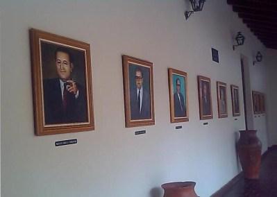 Galería de Poetas, 2012. Foto Archivo S. Hurtado.