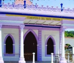 Cementerio El Buen Pastor. Foto IPC.