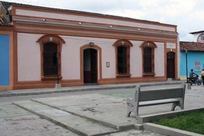 Recuperación del casco histórico. Foto El Aragüeño, julio 2015.