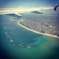 from recife to rio...