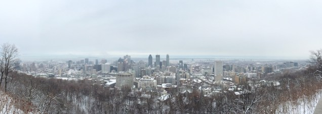 lookout at mont royal chalet