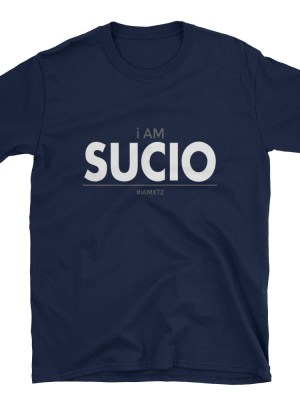 i AM Sucio Short-Sleeve Unisex T-Shirt