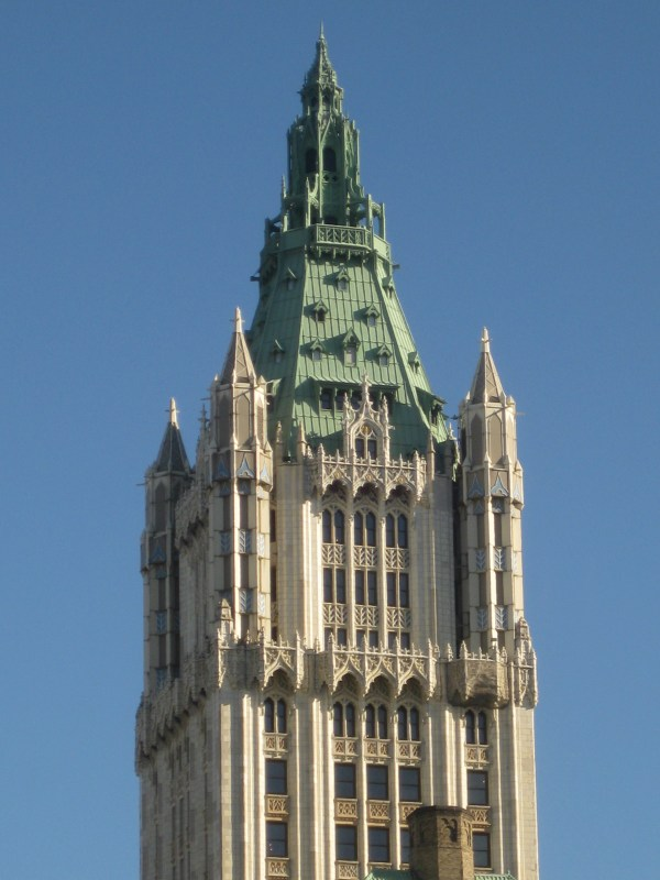 Woolworth Building Journey Perplexity