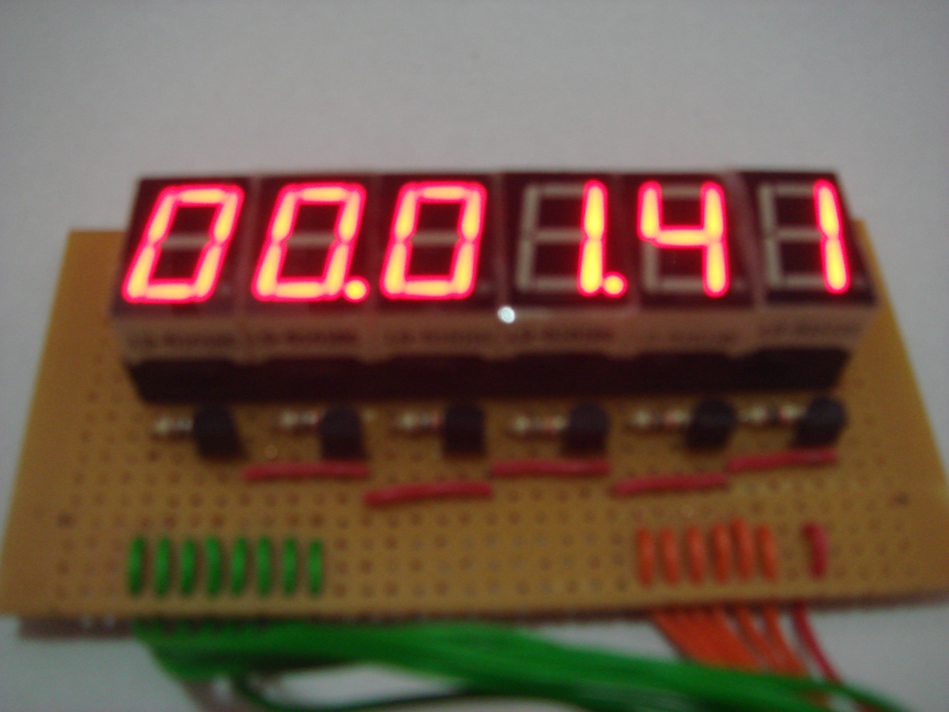 The Circuit Also Has An Ring Sensor Which Is Not Used In The Program
