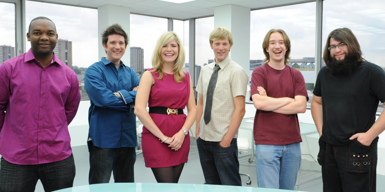 Gadget Geeks: Starts Monday the 16th of January, 8pm, Sky1 HD