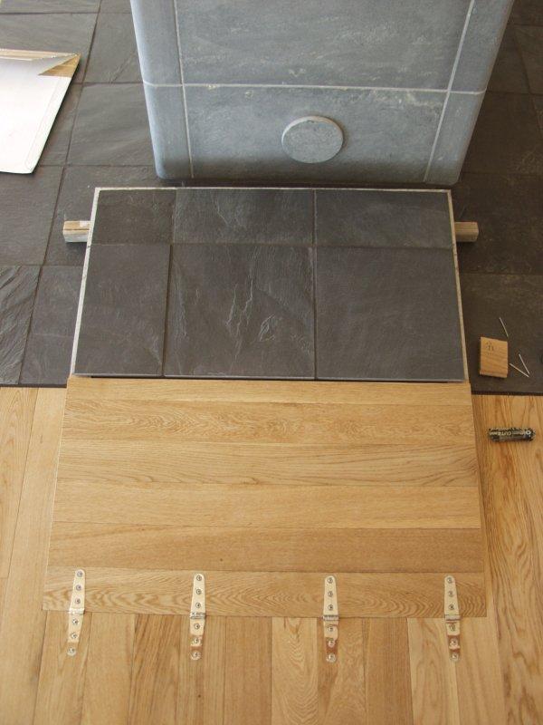 Mackys New House  Finishing Main Floor