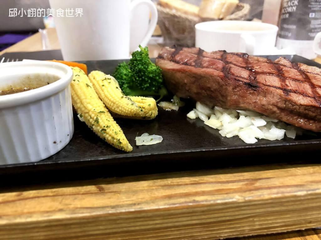 【新北食記】永和頂溪捷運站美食推薦-阿里小廚美式炭燒牛排