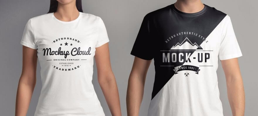 T-Shirt-Mockups-Free-880x397