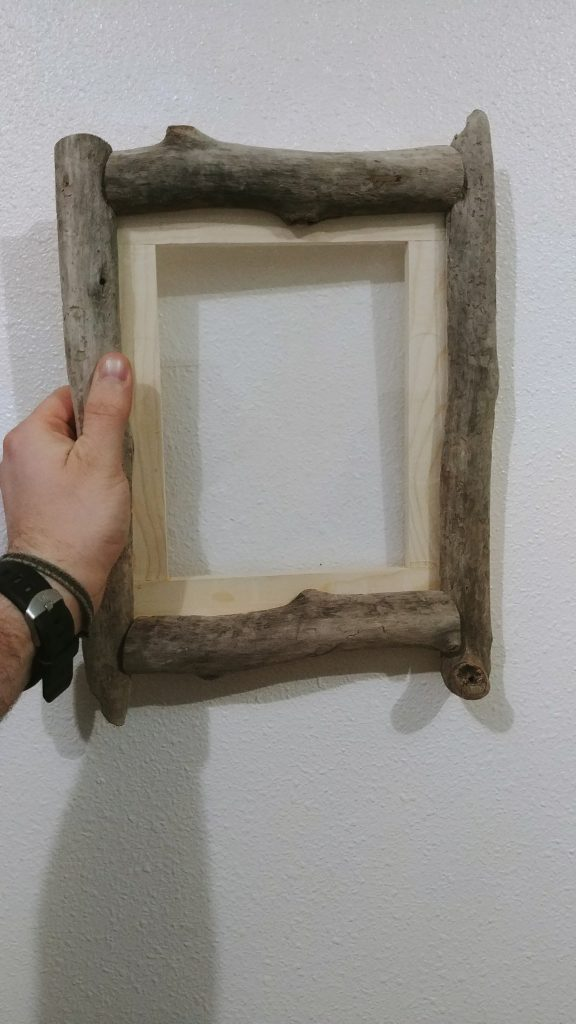 Design Your Own Driftwood Frame - Custom Wild : Prints and Framing