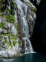 I'm not sure where Cataract Falls originates from, but it is a beautiful contribution to the Northwestern Glacier region outside of Seward, Alaska.