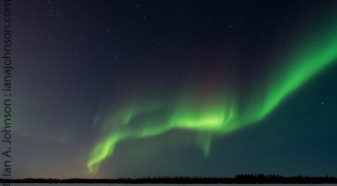 Aurora Nostalgia : A season of Aurora Footage