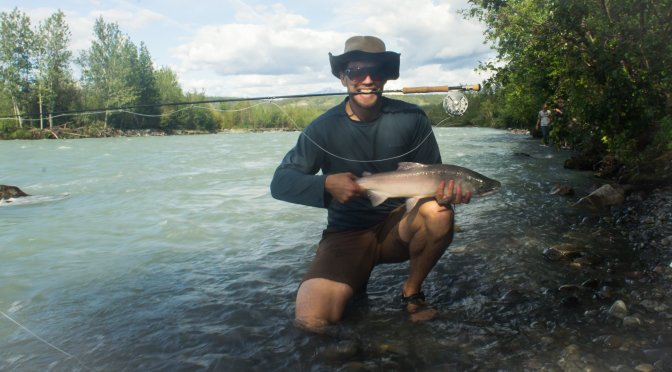 Fishing the Klutina River and the Kindess of Fisherman