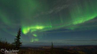 Aurora Borealis - Murphy Dome, Alaska