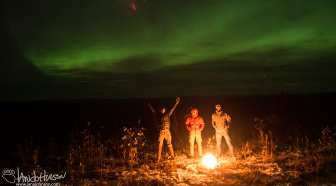 A Tale of Two Auroras
