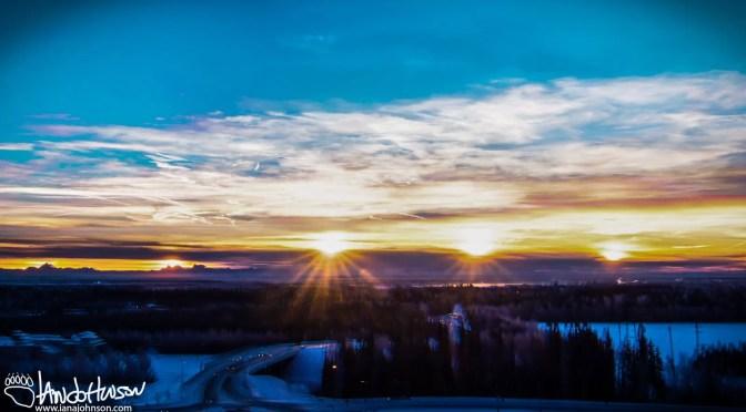 At the Bottom of Winter : Alaskan Tradition