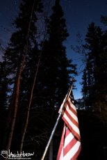 September 22nd : Stars over the Stars-and-stripes
