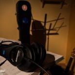 September 28th : Recording studio