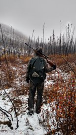 September 13th : Moose hunting