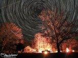 November 7th : Star spin over deer camp