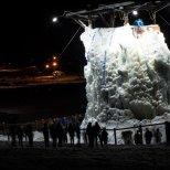 February 20th : Ice climbers at University of Alaska Fairbanks