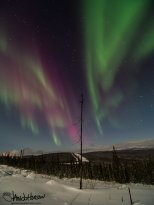 February 28th : Auroral split