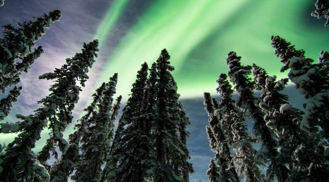 Aurora Borealis Panoramas