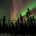 A blended aurora!