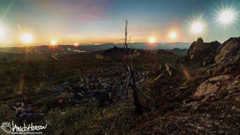 Finger Mountain Solstice Composite