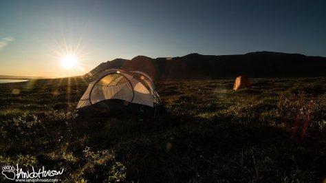 Solstice Tent