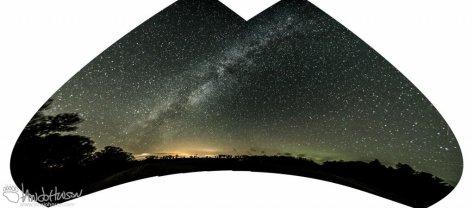 Milky Way Stretch