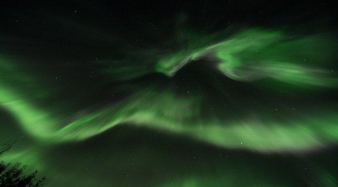 Autumnal Aurora