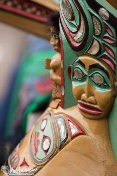 Xunaa Shuka Hit, Tribal Dedicaiton, Hoonah, Glacier Bay National Park, Canoe, Tribal House