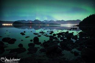 Aurora Borealis, Alaska, Southeast Alaska, Juneau