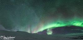 Milky Way at Twelvemile Summit, Steese Highway, Alaska