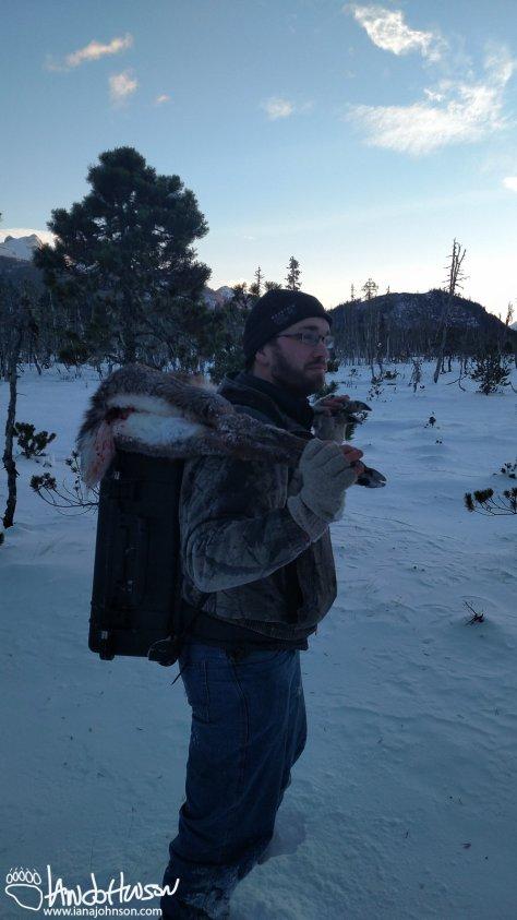 Deer Hunting, Alaska, Subsistence